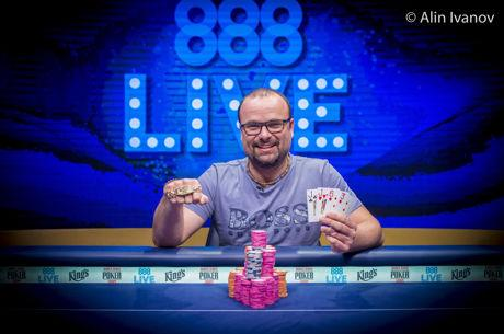 World Series of Poker Europe: Lukas Zaskodny holt Event #6