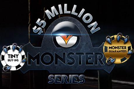 Monster Series: decopas69 e SeuMaruan Conquistam Últimos Títulos