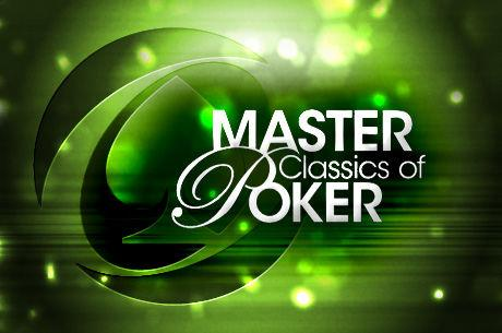 Master Classics of Poker Kicks Off Nov. 15