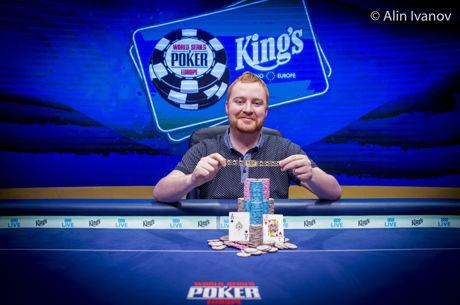 World Series of Poker Europe: Niall Farrell holt Event #9