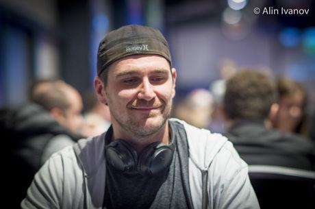 World Series of Poker Europe Main Event: Josip Simunic als Bigstack