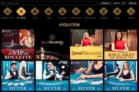 Cleopatra Online Casino Adds Live Casino Games by Evolution Gaming