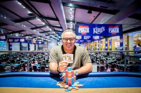 Dan Shak gana el 25.000€ Super High Roller de las WSOPE por 210.112€