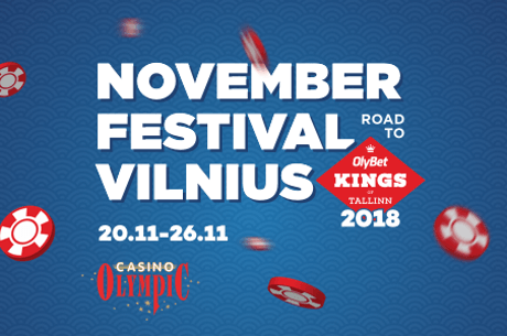 """November Festival"" Vilniuje: ""Road to Kings Of Tallinn"""