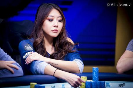 World Series of Poker Europe Main Event, Tag 4: Maria Ho führt