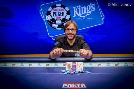 Marti Roca De Torres gewinnt das World Series of Poker Europe Main Event