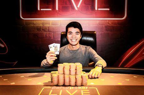 Hiroki Kawai gewinnt das 88.6 Poker Weekend