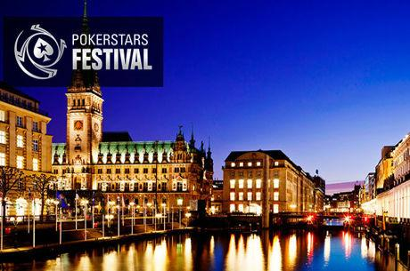 PokerStars Festival Hamburg startet am 17. November