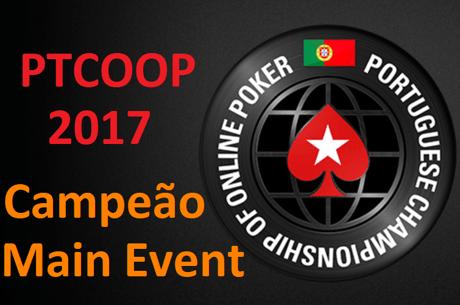 PTCOOP: ma.mi.55 Sagra-se Campeão do Main Event (€18,242)