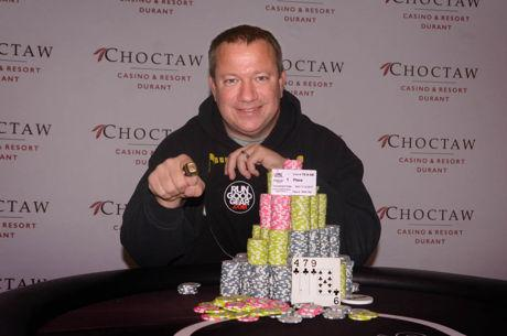 Dan Lowery Wins WSOP Circuit Choctaw Main Event for $258,784