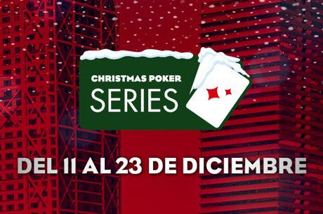 La navidad cambia de color en el Christmas Poker Series de Casino Barcelona