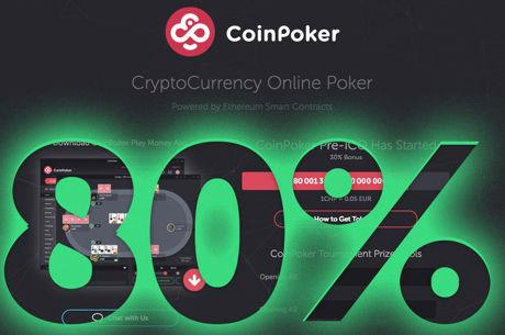 Matt Kirk Joins CoinPoker as Pre-ICO Sells Out 80% in Four Days