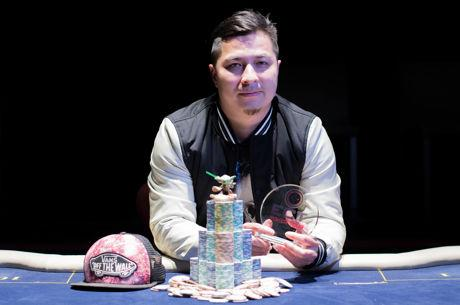 Rafael Ugarte Campeão do Main Event do ECT Poker Tour