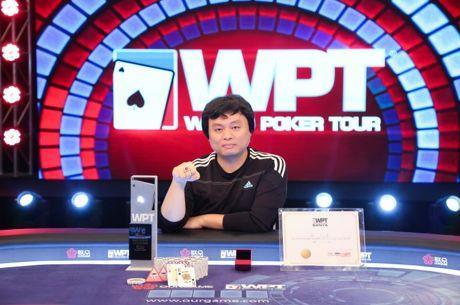 Qian Zhi Qiang Wins World Poker Tour Sanya Main Event for $242,555
