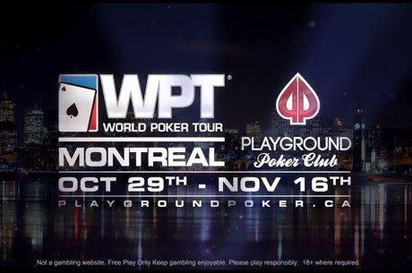 Players Pile into Playground Poker Club for Fall Classic