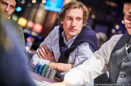 PokerStars Festival Hamburg, Main Event Tag1: Köster führt