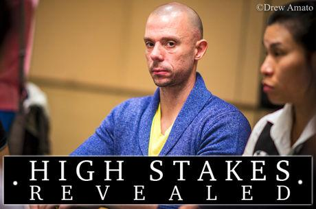 High Stakes Revealed - Matt Berkey praat over High-Stakes Poker Backing