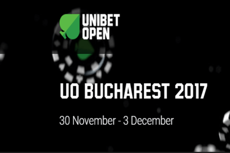 Unibet Open се завръща в Букурещ с €500,000 Main Event от 30 ноември до 3 декември