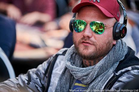 PokerStars Festival Hamburg, Main Event Tag 2: Pauls in Führung