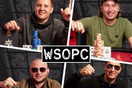 WSOPC Paris : Le bilan de la première semaine