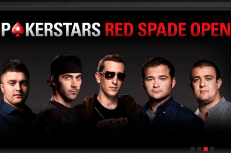 След едногодишна пауза Red Spade Open се завръща в PokerStars...