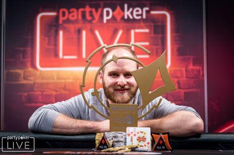 Sam Greenwood se apunta otro gran resultado tras ganar el Main Event del Caribbean Poker Party Festival