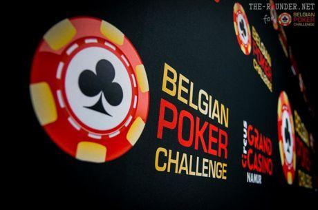 Namur : Le championnat de Belgique a débuté