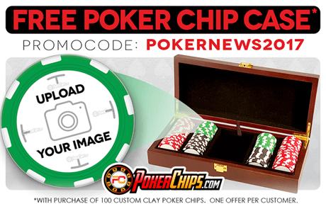 2017 PokerNews Holiday Gift #2: Custom Poker Chips -- PokerChips.com