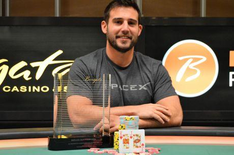 Darren Elias Wins Second Borgata Championship, Passes $5M Live Cashes