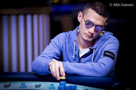 Jonathan Little Gets Into a Preflop Raising War with Jack Salter