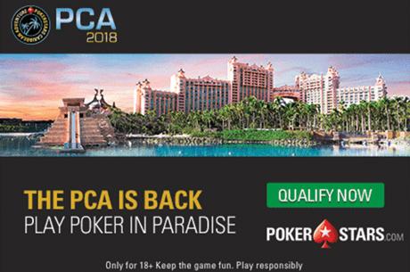 Sateliti de la 5.5$ pentru pachete de 14.450$ pentru PCA, pe PokerStars