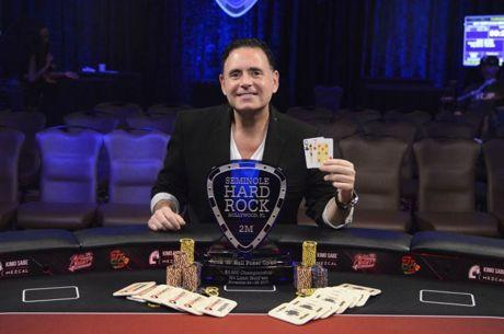 Michael Newman Tops Stacked Final Table to Win $374,240 at Seminole