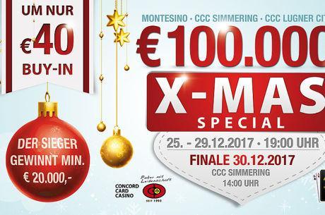 € 100.000 X-Mas Special im Montesino