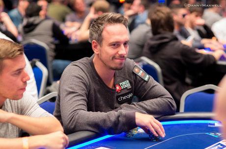 "PokerStars High Rollers - ""Elmagico19A1"" chopt Event #8 ($76.600), Veldhuis mist nipt..."