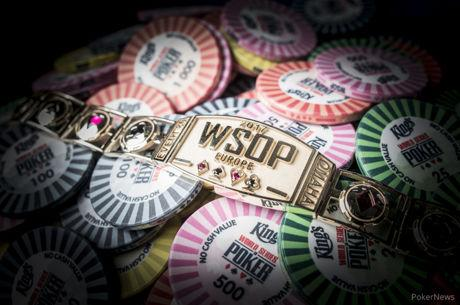 Top Five Hands from WSOP Europe: PLO Edition