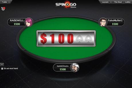Jak grać w turniejach Spin&Go