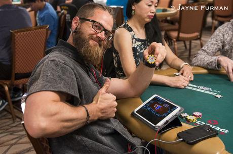 """PokerStars High Rollers - Steven """"SvZff"""" van Zadelhoff runner-up in $5k Progressive..."""