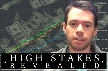 """High Stakes Reveaveld - PLO Crusher """"cumicon"""" laat ware gezicht zien & de grootste online potten"""