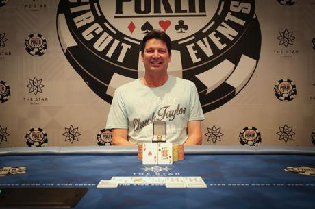 Craig Blight Wins 2017 WSOP Sydney Circuit Masters Event