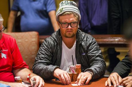 Brandon Meyers Bags Early Chip Lead in WPT Five Diamond at Bellagio