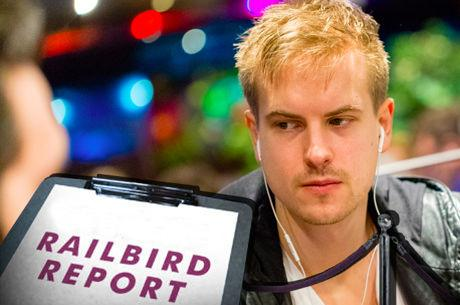 "Railbird Report: Viktor ""Isildur1"" Blom is Everywhere"