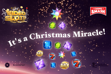 Living a Christmas Miracle at VideoSlots