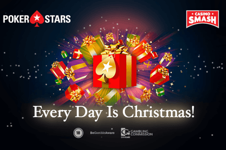 Every Day is Christmas at PokerStars!
