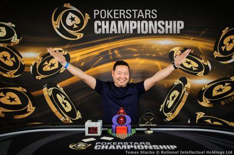 Jasper Meijer van Putten holt das Pokerstars €10K Single Re-Entry