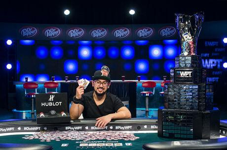 Ryan Tosoc Wins WPT Five Diamond at Back-to-Back Final Table