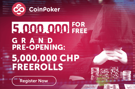 Play the Exclusive PokerNews Freerolls at CoinPoker