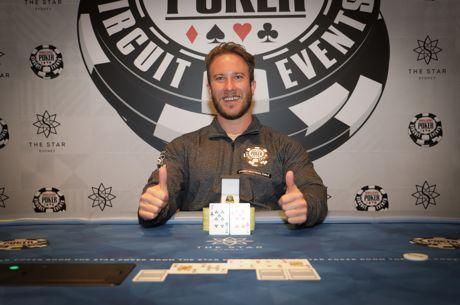 Tim Ulmer Wins the WSOP Sydney 6-Max Event for $93,787