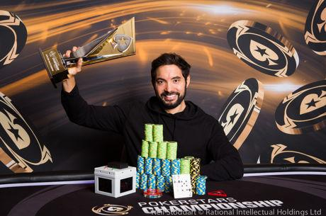 PSCPrague : Timothy Adams remporte un demi-million sur le Super High Roller, Mateos Diaz 3e