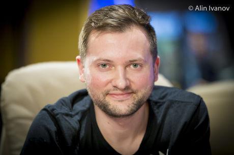 Michal Mrakes führt beim PokerStars Championship Prag Main Event