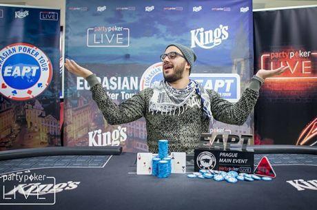 Jérôme Sgorrano remporte l'EAPT Prague (126.500€)
